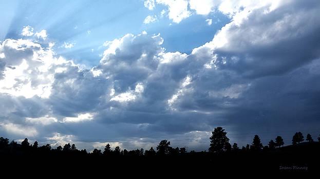 Montana Sky 2 by Susan Kinney