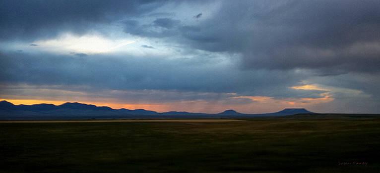Montana Sky 3 by Susan Kinney
