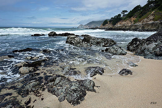 David Gordon - Montara Beach I Color