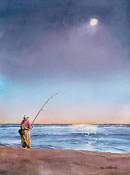 Montauk Evening by Tom Hedderich