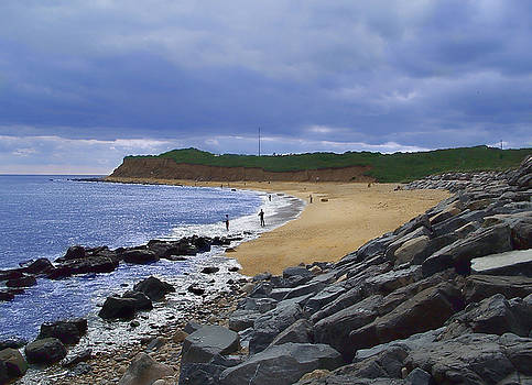 Nina Bradica - Montauk Point Beach-2