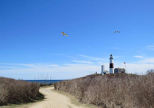 Nina Bradica - Montauk Point Lighthouse-1
