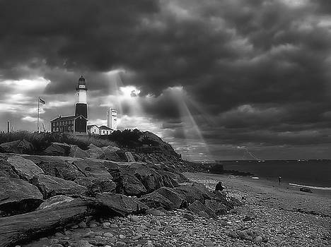 Nina Bradica - Montauk Point Lighthouse