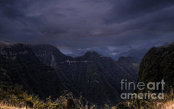 Monte Negro Canyon. Brazil by Paulo Sezio De Carvalho