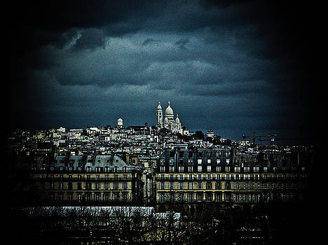 Montmartre by Mark Currier