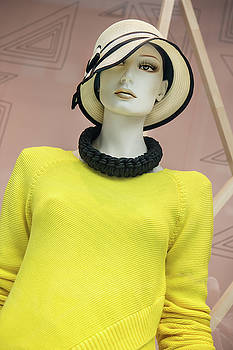 Montreal Mannequin 2 by David Hare