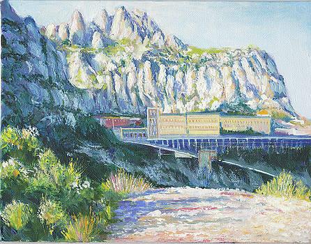 Montserrat Mountain Monastery by Dai Wynn