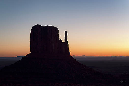 David Gordon - Monument Valley X