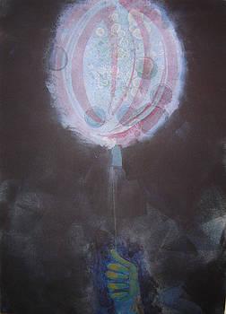 Moon Balloon by Jim Innes