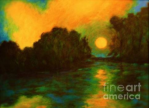 Moon Glow by Alison Caltrider