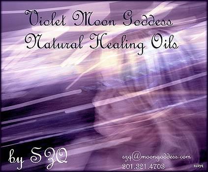 Moon Goddess by Sue Rosen