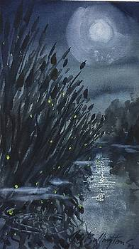 Moon Light by JULES Buffington