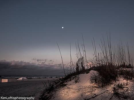 Moon meets the Sun  by Kim Loftis