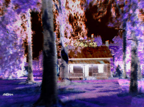 Moonlight Cabin by Seth Weaver