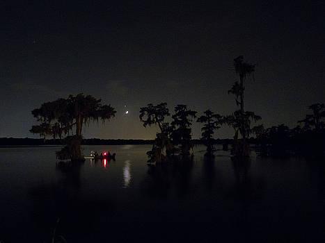 Moonlight Shadow by Kimo Fernandez
