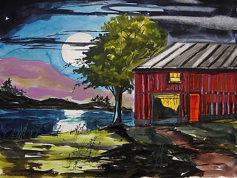Moonrise Light by John Williams