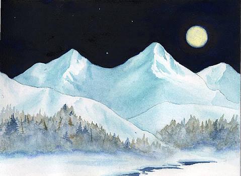 Moonrise by Teresa Boston