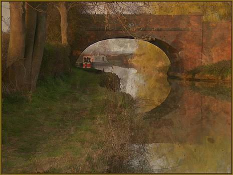Mooring Oxfordshire by Mindy Newman