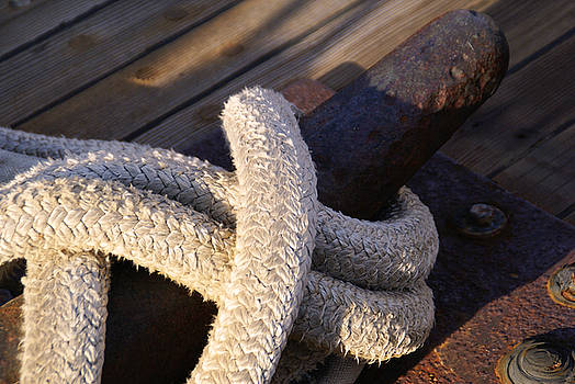 Linda Knorr Shafer - Mooring Rope