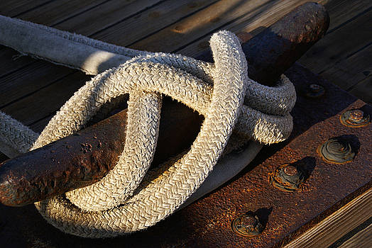 Linda Knorr Shafer - Mooring Rope Made Fast