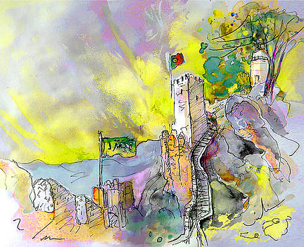Miki De Goodaboom - Moorish Castle in Sintra 01
