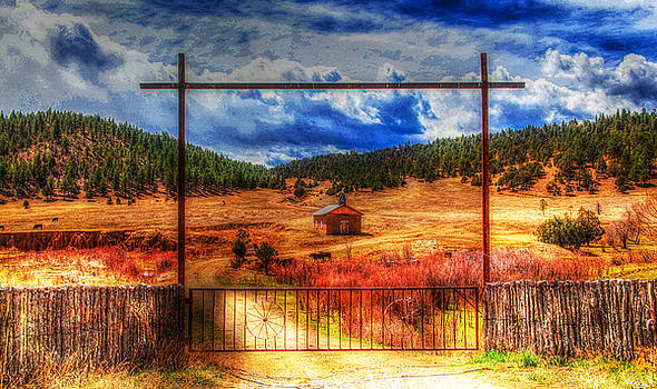 Mora New Mexico by Tony Lopez