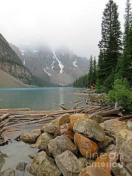 Moraine Lake by John Malone