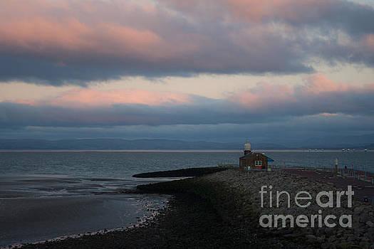 Morcambe Bay Sunrise by Kathryn Bell