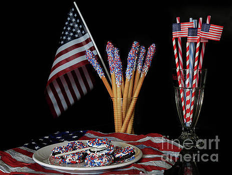 More Of The 4th by Tracy Hall