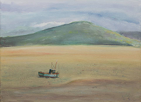Morecambe Bay by Kathryn Bell