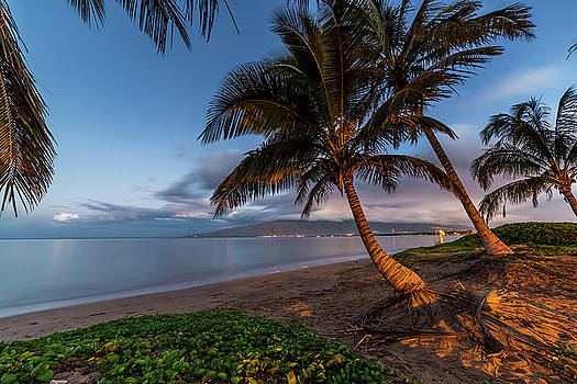 Morning Aloha by Pierre Leclerc Photography