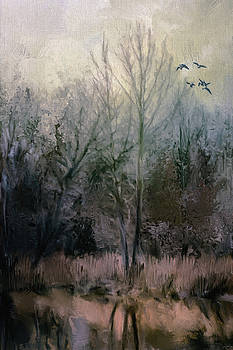 Jai Johnson - Morning At Fairground Swamp