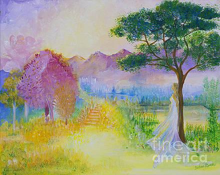 Morning Bliss by Barbara Klimova