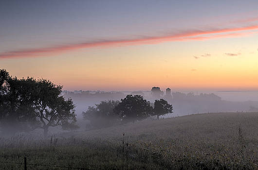 Morning Haze by Dustin Miller