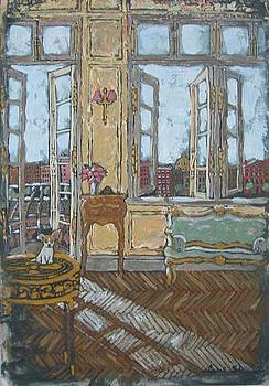 Morning in Paris by Carl Stevens