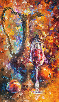 Morning Jar  by Leonid Afremov