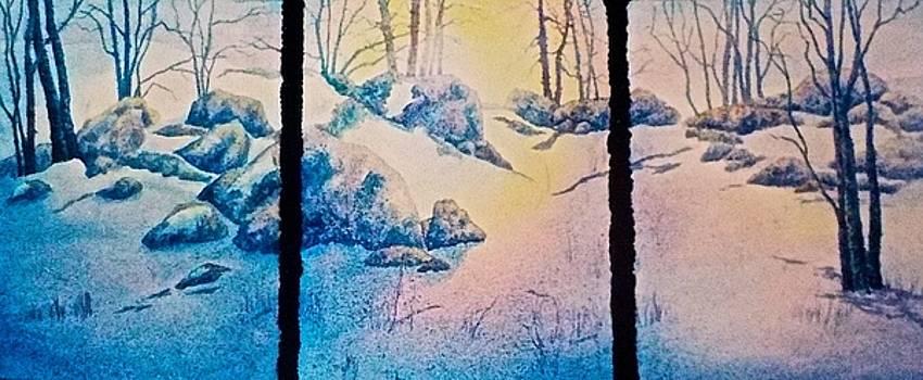 Morning Light by Carolyn Rosenberger