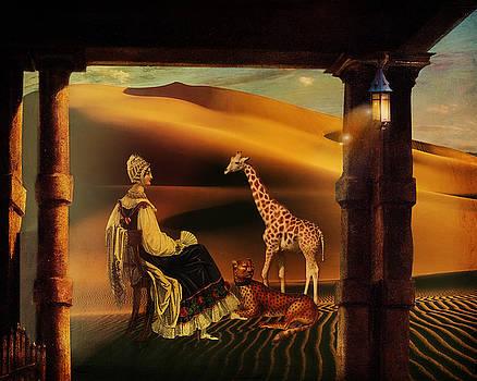 Morning on the Serengeti by Terry Fleckney