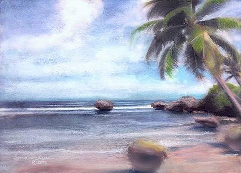 Morning Paradise by Melissa Herrin