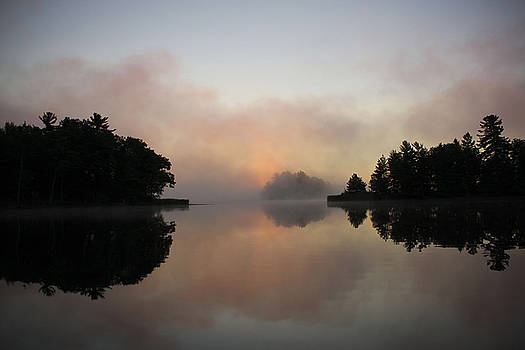 Morning Reflection by Emily Olson