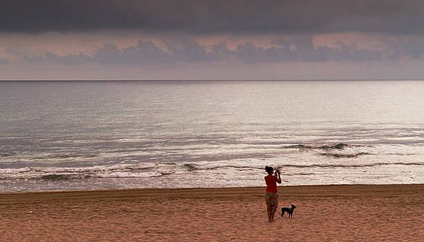 Morning shot by Herbert Seiffert