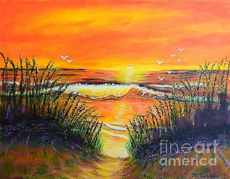 Morning Sun by Melvin Turner