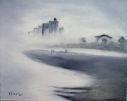 Morning Walk by Robert Benton