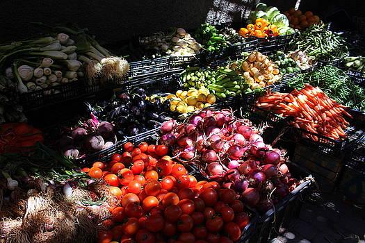 Ramona Johnston - Moroccan Vegetable Market