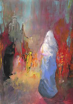 Miki De Goodaboom - Moroccan Woman 03