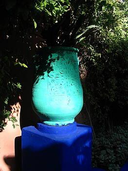 Yvonne Ayoub - Morocco Marrakesh Majorelle Garden 01