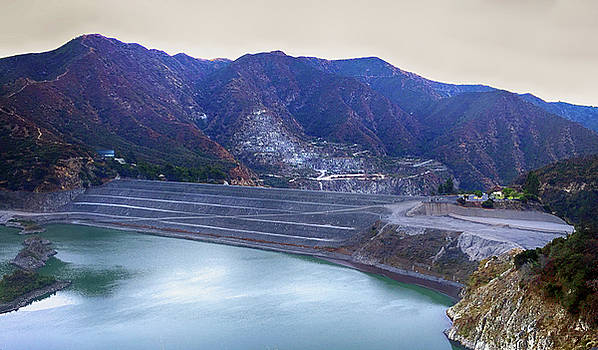 Morris Reservoir Construction by Joseph Hollingsworth
