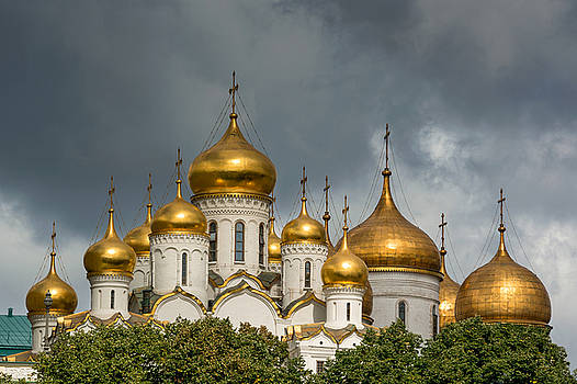 Moscow,Russia by Ayhan Altun