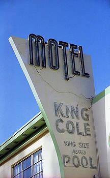 Motel King Cole by Matthew Bamberg