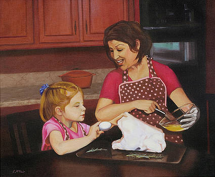 Mother and Child Reunion by Loretta McNair